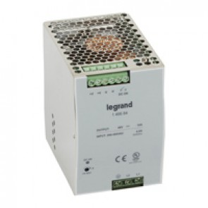 Stabilised switched modules power sup. -single/two-pheight -120-480 W -output 48 V= -480 W