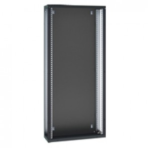 XL³ S 630 distribution enclosures with 36 modules wide - total 1724x804x249 mm and usable 1650x774x249 mm