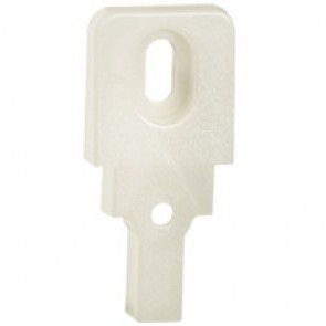 Wall fixing lugs - Set of 4
