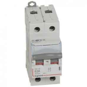 Isolating switch - 2P 400 V~ - 63 A