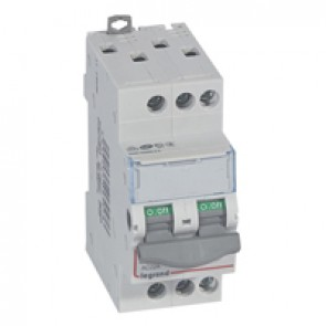 Isolating switch - 3P 400 V~ - 20 A