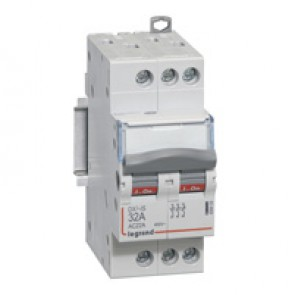 Isolating switch - 3P 400 V~ - 32 A