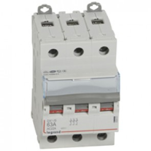 Isolating switch - 3P 400 V~ - 63 A