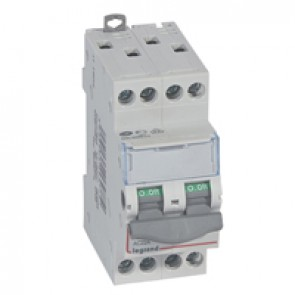 Isolating switch - 4P 400 V~ - 20 A