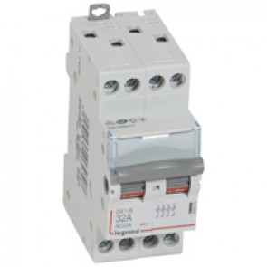 Isolating switch - 4P 400 V~ - 32 A