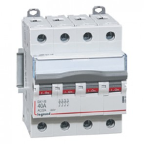 Isolating switch - 4P 400 V~ - 40 A