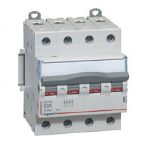 Isolating switch - 4P 400 V~ - 63 A
