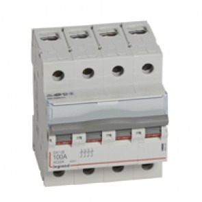 Isolating switch - 4P 400 V~ - 100 A