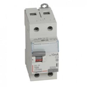 RCD DX³-ID - 2P 230 V~ - 16 A - 10 mA - AC type