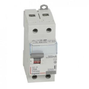 RCD DX³-ID - 2P 230 V~ - 25 A - 300 mA - AC type