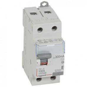 RCD DX³-ID - 2P 230 V~ - 100 A - 300 mA - AC type
