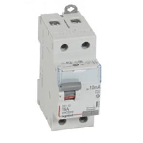 RCD DX³-ID - 2P 230 V~ - 16 A - 10 mA - A type