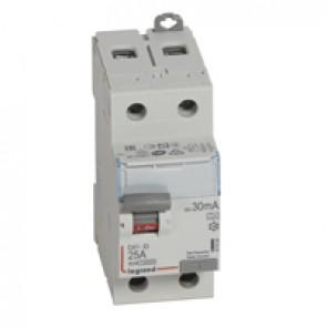 RCD DX³-ID - 2P 230 V~ - 25 A - 30 mA - A type