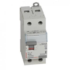 RCD DX³-ID - 2P 230 V~ - 40 A - 30 mA - A type