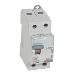 RCD DX³-ID - 2P 230 V~ - 80 A - 30 mA - A type
