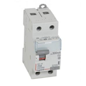 RCD DX³-ID - 2P 230 V~ - 25 A - 300 mA - A type
