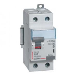 RCD DX³-ID - 2P 230 V~ - 40 A - 30 mA - Hpi type