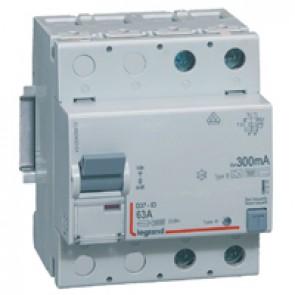 RCD DX³-ID - 2P 230 V~ - 63 A - 300 mA - B type