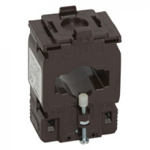 Single phase current transformer (CT) for 40.5x12.5 / 32.5x15.5 mm bar - transformation ratio 250/5