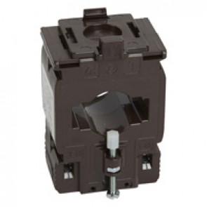 Single phase current transformer (CT) for 40.5x12.5 / 32.5x15.5 mm bar - transformation ratio 400/5