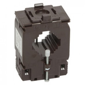 Single phase current transformer (CT) for 40.5x12.5 / 32.5x20.5 mm bar - transformation ratio 250/5