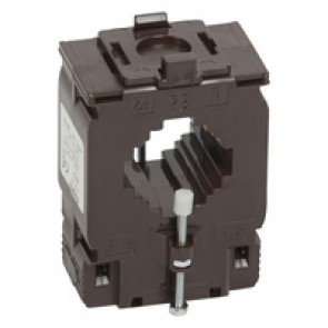 Single phase current transformer (CT) for 40.5x12.5 / 32.5x20.5 mm bar - transformation ratio 400/5
