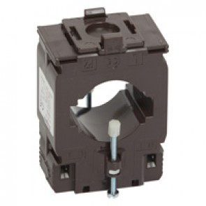 Single phase current transformer (CT) for 50.5x12.5 / 40.5x20.5 mm bar - transformation ratio 700/5