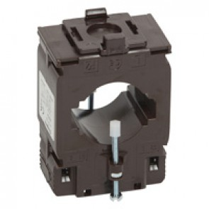 Single phase current transformer (CT) for 50.5x12.5 / 40.5x20.5 mm bar - transformation ratio 800/5