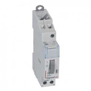 Single pole latching relay- standard - 16 A - 24 V - 1 N/O