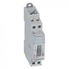 Two pole latching relay - standard - 16 A - 24 V - 2 N/O