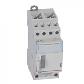 Four pole latching relay - standard - 16 A - 24 V - 4 N/O