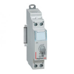 Time-lag switch - 16 A 230 V~ - 50/60 Hz - 1 module