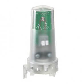 Replacement IP65 IK07 photoelectric cell - for use with standard or programmable light sensitive switches