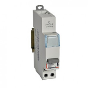 Control switch single function - 20 A 250 V~ - 2 NO