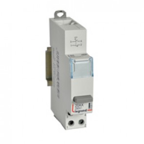 Control switch single function - 20 A 250 V~ - NO+NC