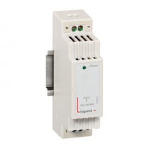 Power supply - home network - 9 V - 1.5 DIN modules