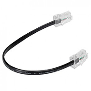 Telephone patch cord - home network - 0.18 m
