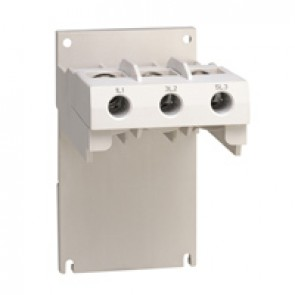 Separate mounting units - For RTX³ 65 with lug terminals