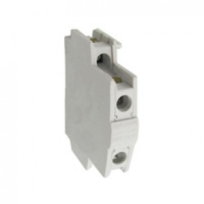 CTX³ add-on aux. contact - for CTX³ 4P 40 to 135 A - 1 NO + 1 NC -side mounting