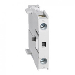 Add on auxiliary block for mini contactors CTX³ - 1 NO - side mounting