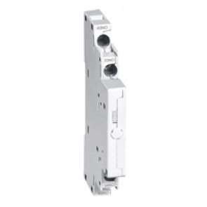 Auxiliary contacts MPX³ - 2-pole - side mounting - 2 NO