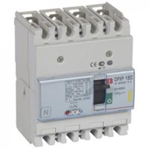 MCCB thermal magnetic - DPX³ 160 - Icu 16 kA 400 V~ - 4P - 25 A