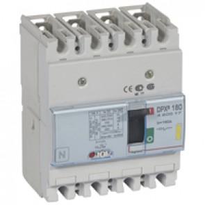 MCCB thermal magnetic - DPX³ 160 - Icu 16 kA 400 V~ - 4P - 160 A