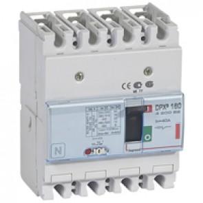 MCCB thermal magnetic - DPX³ 160 - Icu 36 kA 400 V~ - 4P - 40 A