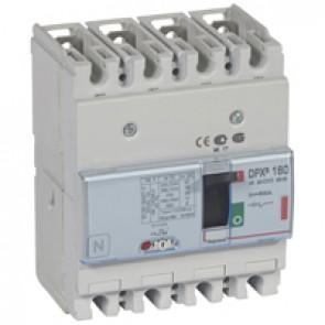 MCCB thermal magnetic - DPX³ 160 - Icu 36 kA 400 V~ - 4P - 63 A