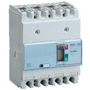 Trip-free switch - DPX³-I 160 - 4P - 160 A