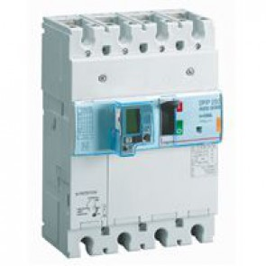 MCCB thermal magnetic - DPX³ 250 - Icu 36 kA 400 V~ - 3P - 250 A