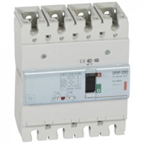MCCB thermal magnetic - DPX³ 250 - Icu 36 kA 400 V~ - 4P - 160 A