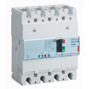 MCCB thermal magnetic - DPX³ 250 - Icu 36 kA 400 V~ - 4P - 200 A