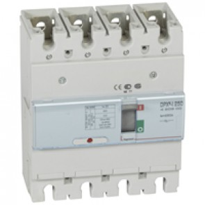 Trip-free switch - DPX³-I 250 - 4P - 250 A